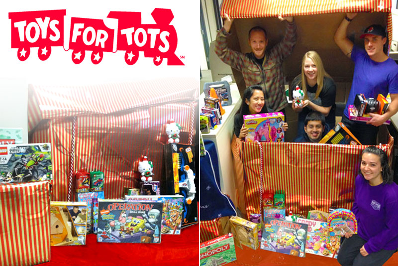 Toys for Tots in Columbia, MD